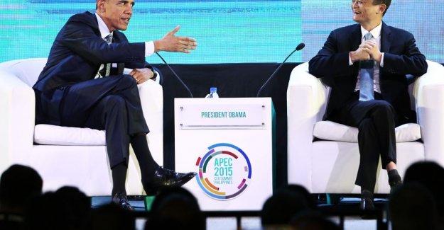 Obama 'Alibaba'ya akıl verdi! ABD başkanı ünlü yatırımcıya ne öneride bulundu?