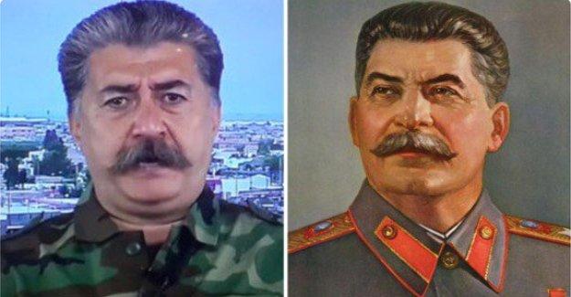 'Peşmerge'nin IŞİD'le savaşındaki komutanı Kürt Stalin'