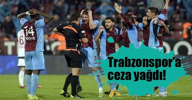 PFDK, Trabzonspor - Gaziantepspor maçıyla ilgili kararını açıkladı! Trabzonspor'a ceza yağdı...