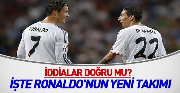 Ronaldo PSG'ye transfer olacak mı? İşte o iddiaları güçlendiren mesaj!