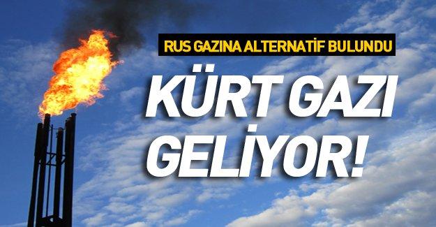 Rus Gazına Alternatif Kürt Gazı Kapıda - Kaç Yıl Yeterli Olacak ?
