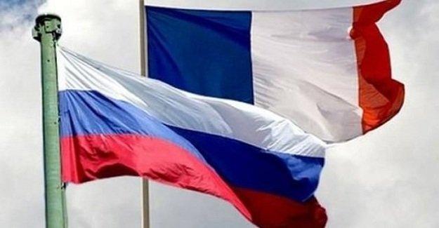 Rusya ve Fransa arasında IŞİD ile mücadele anlaşması!