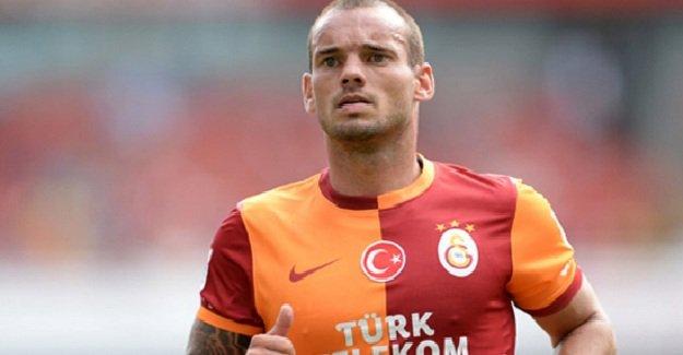 Sneijder'den çarpıcı açıklamalar! ''Hamza hocayı...''