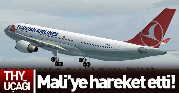 Rehine krizinde son durum! THY uçağı Mali'ye hareket etti!