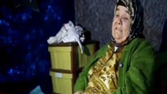 Türkmen Nine gözyaşlarıyla Erdoğan'a seslendi: 'Söyleyin Türkiye'nin Beyi'ne...'