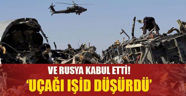Ve Rusya kabul etti! Yolcu uçağı terör saldırısı sonucu düşürüldü!