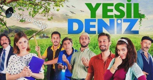 """""""Yeşil Deniz"""" dizisinin yeni bölüm fragmanı yayınlandı! Yeşil Deniz son bölüm (48.bölüm) fragmanı izle"""