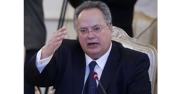 Yunanistan'dan Rusya'ya: Dayanışma içindeyiz