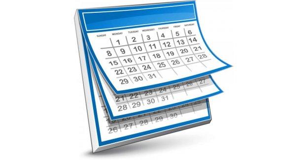 2016 yılının tatil takvimi açıklandı