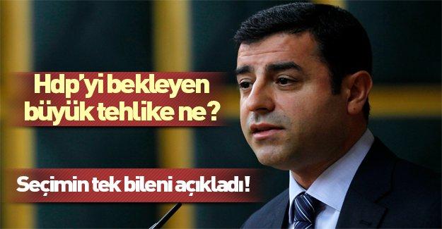 Adil Gür: HDP'nin ciddi bir düşüş trendi içinde olduğunu belirtti!