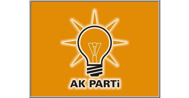 AK Parti'de İstifa Şoku!