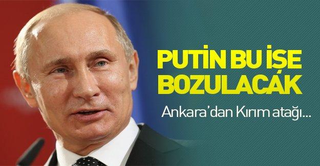 Ankara'dan Rusya'ya karşı Ukrayna hamlesi...