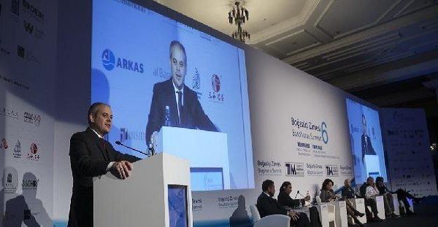 Bakan Çağatay Kılıç Boğaziçi Zirvesi'nde konuştu: ''Dopinge karşı topyekün bir mücadele gerekiyor''