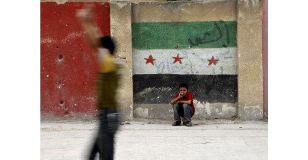 BM: Halep'te 3,5 milyon insan susuz