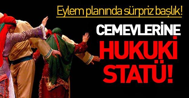 Davutoğlu Açıkladı: Cemevlerine Hukuki Statü Tanınacak