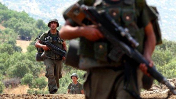 Derik'te PKK'ya yönelik operasyonda 7 PKK'lı öldürüldü, 1 asker şehit oldu