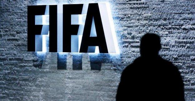 FIFA'da sular durulmuyor!