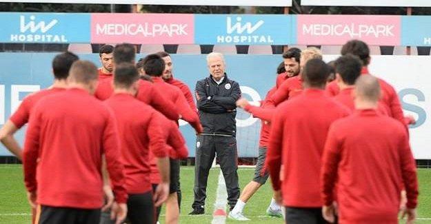 Galatasaray, Astana maçının hazırlıklarını tamamladı!
