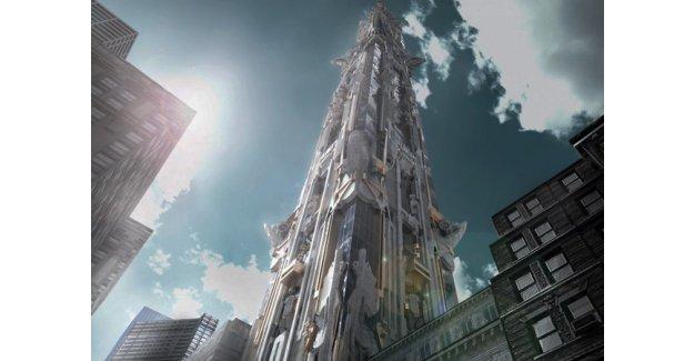 'Game Of Thornes' New York'da yükselecek!