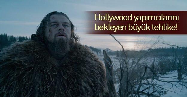 Hollywood'un en önemli filmleri yayınlanmadan internete sızdırılabilir!