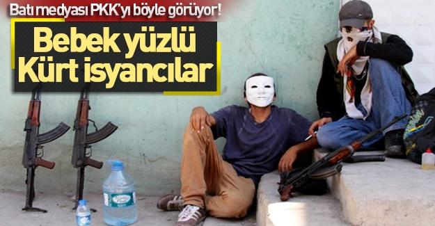 Batı medyasından terör örgütü PKK için skandal benzetme!