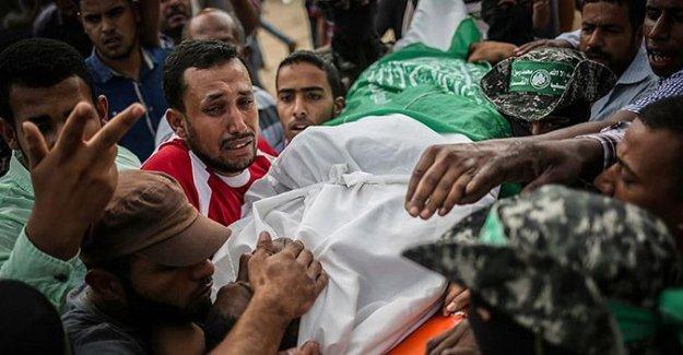 İsrail öldürdükten sonra da bırakmıyor!