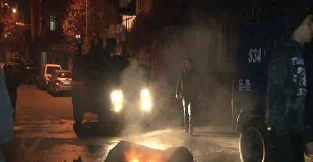 İstanbul Ataşehir'de hareketli gece!
