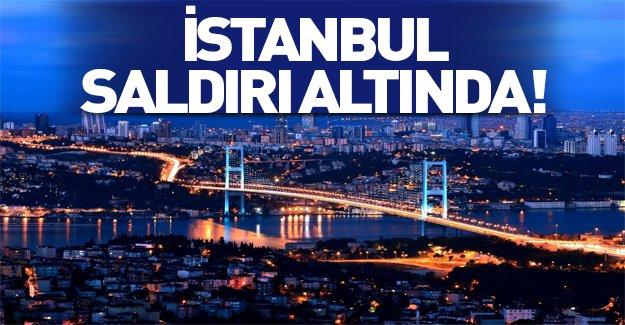 İstanbul istila altında! İki kilometrelik alan neden karantina altına alındı!