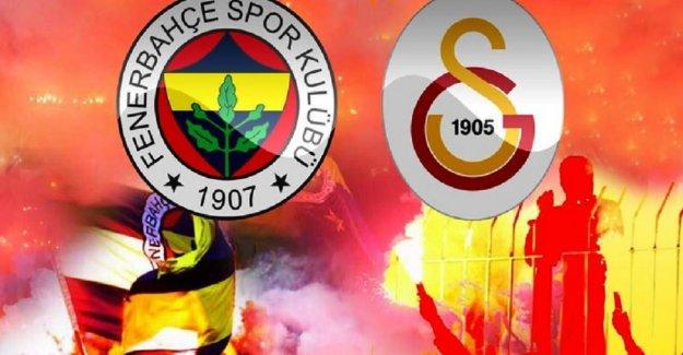 İşte Fenerbahçe ve Galatasaray'ın muhtemel rakipleri!