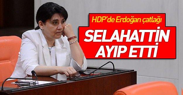 Leyla Zana'dan Demirtaş'a Tepki: Ayıp Etti