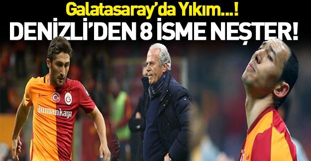 Mustafa Denizli derbinin faturasını kesti!