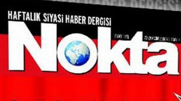 """""""Nokta Dergisi iddianamesi"""" kabul edildi!"""