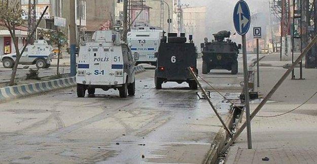 Nusaybin'in 4 mahallesinde PKK'ya yönelik operasyon devam ediyor