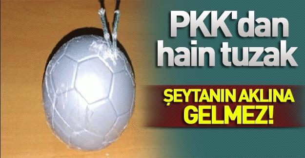 Köşeye sıkışan PKK'lılar ne yapacağını şaşırdı!