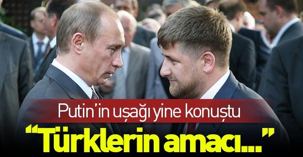 Putin'in uşağı yine konuştu: ''Türklerin amacı...''