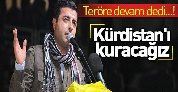 Selahattin Demirtaş'tan tepki çeken sözler...!
