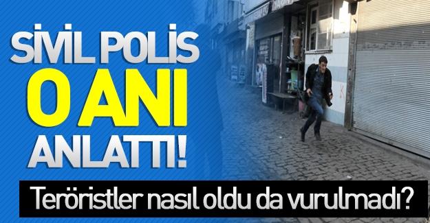 Sivil polis Tahir Elçi'nin öldüğü çatışma anını anlattı