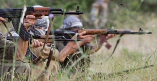 SON DAKİKA: Diyarbakırda PKK saldırısı! 1 yaralı!