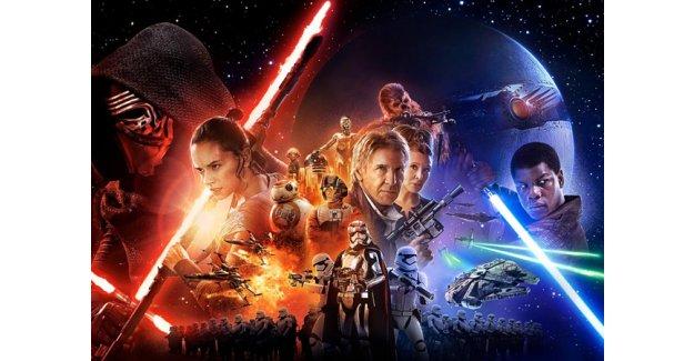 Star Wars vizyonda!