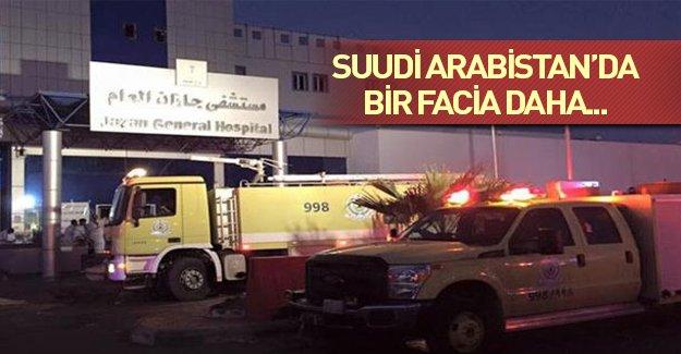 Suudi Arabistan'da facia: En az 25 ölü var