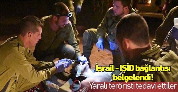 Terör örgütü IŞİD ile İsrail'in bağlantısı belgelendi!