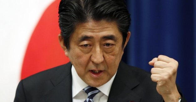 Uçak krizine Japonlar el attı! Abe'den Erdoğan'a mesaj