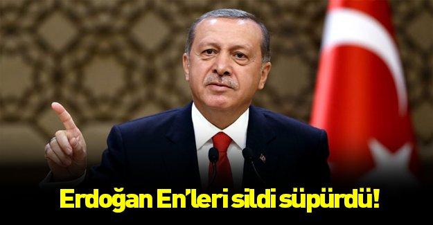 2015'te yılın kişisi Recep Tayyip Erdoğan oldu