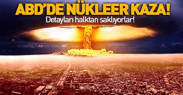 ABD'de nükleer füze kazası!