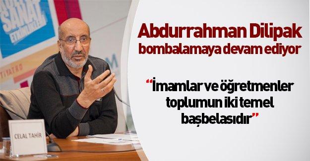 Abdurrahman Dilipak bombalamaya devam ediyor!