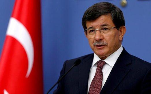 Davutoğlu Mustafa Koç'un vefatıyla ilgili konuştu