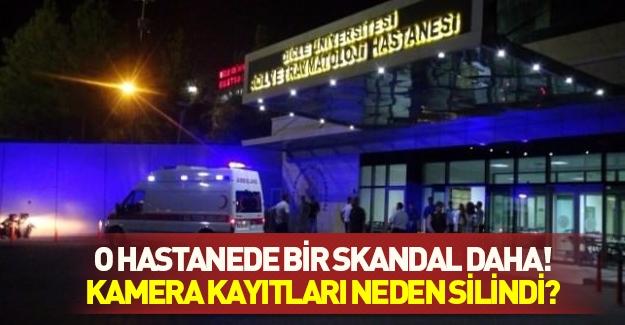Dicle Üniversitesi Tıp Fakültesi'nde yeni skandal