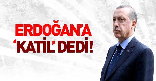 """Dünyaca ünlü filozof Erdoğan'a """"katil"""" dedi..."""