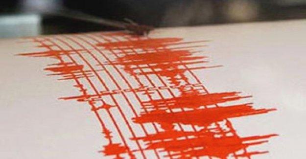 Gece yarısı korkutan deprem