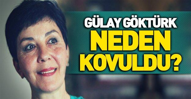 Gülay Göktürk Akşam'dan kovuldu!